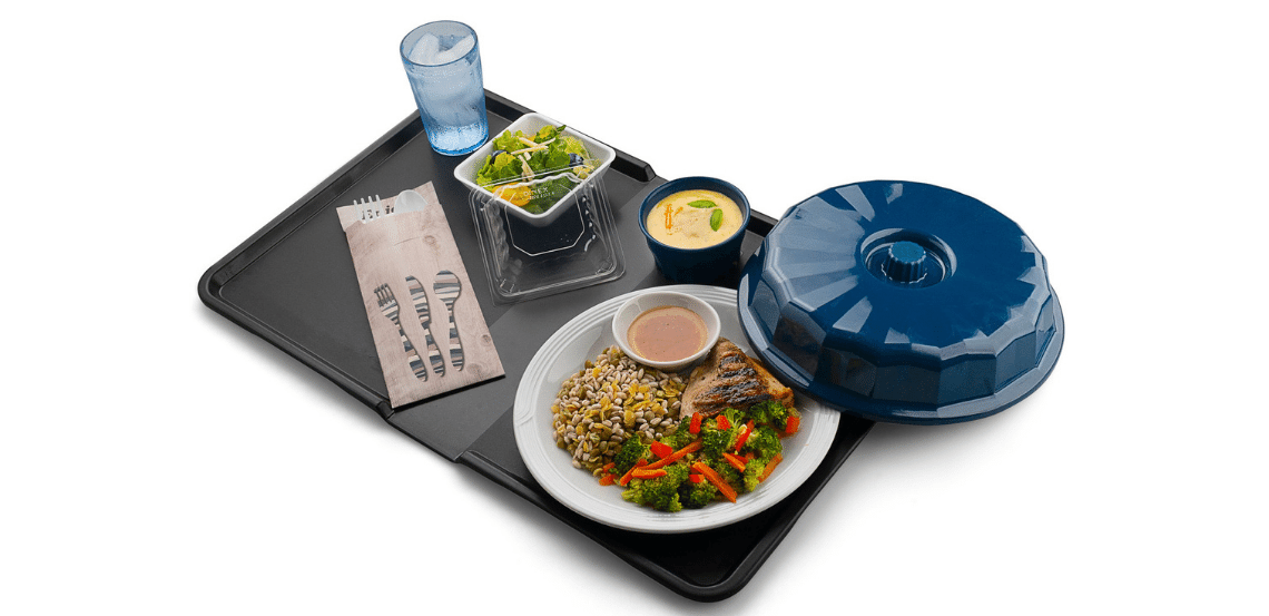PMR Dinex Thermal Tray