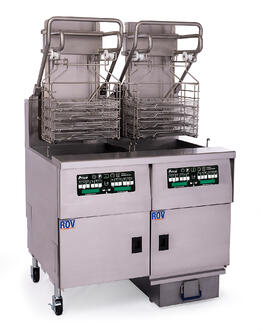 Pitco Gas ROV Rack Fryer